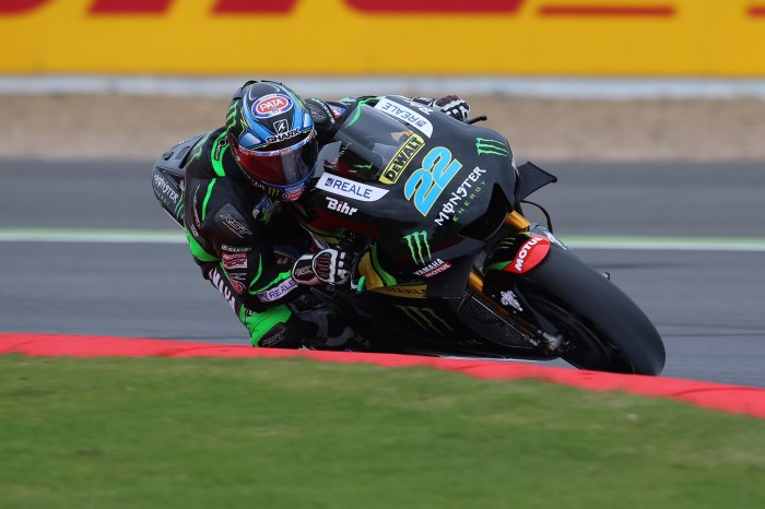 Alex Lowes Moto GP