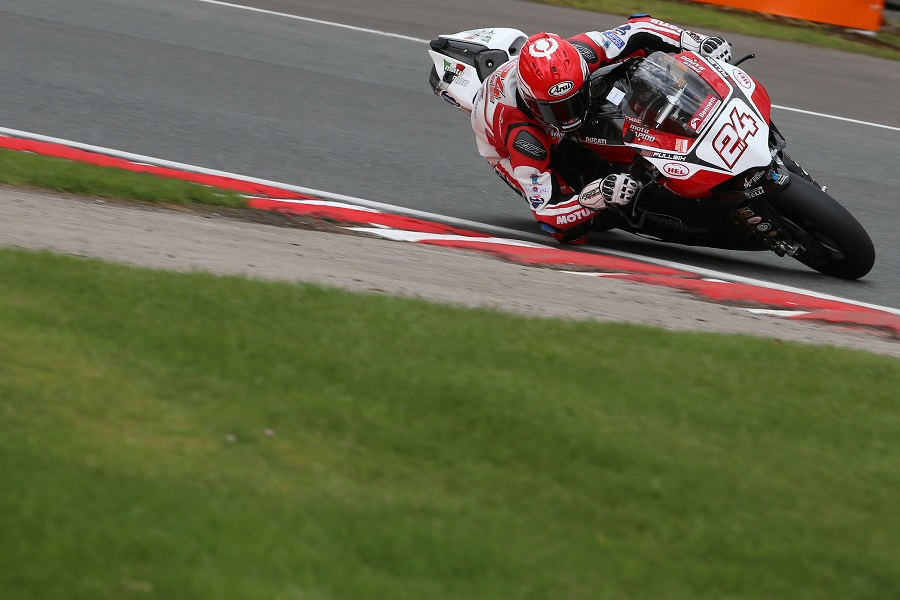 Taylor Mackenzie at BSB Oulton Park